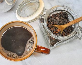 Specialty Coffee - Whole Bean - Columbia - Narino El Tambo - hand roasted, single origin - Bravewood Beanery