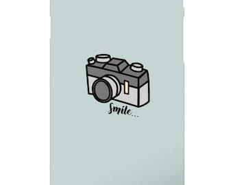 I phone 7 Camera Smile Case