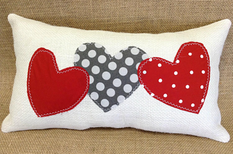 zoom - Valentine Pillow