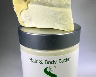 Hair and Body Whipped Butter