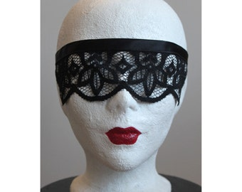 Playful Lace Mask