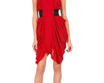 Ladies extravagant dress