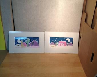 Signed Serigraph Limited Edition Suzi McCord Kansas Artist