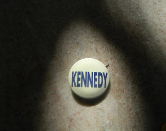Vintage John F. Kennedy for president Original 1960 CAMPAIGN PIN