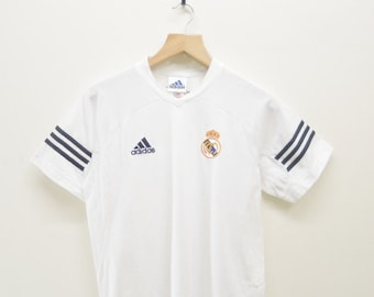 Vintage Adidas Real Madrid FC T-Shirt