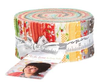 Lulu Lane Jelly Roll Fabric -  Moda - Corey Yoder