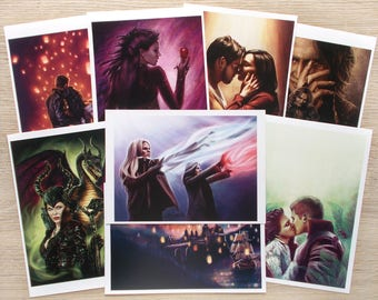 Once Upon A Time art prints