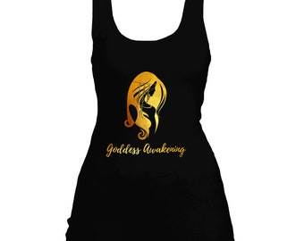 Goddess Awakening Soft Tank