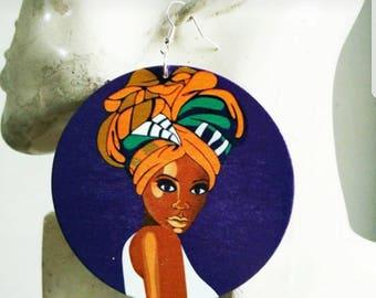 Black Girl Headwrap