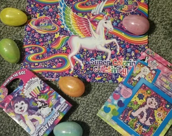 Lisa Frank lot ... Lots of colorful adventures!!!