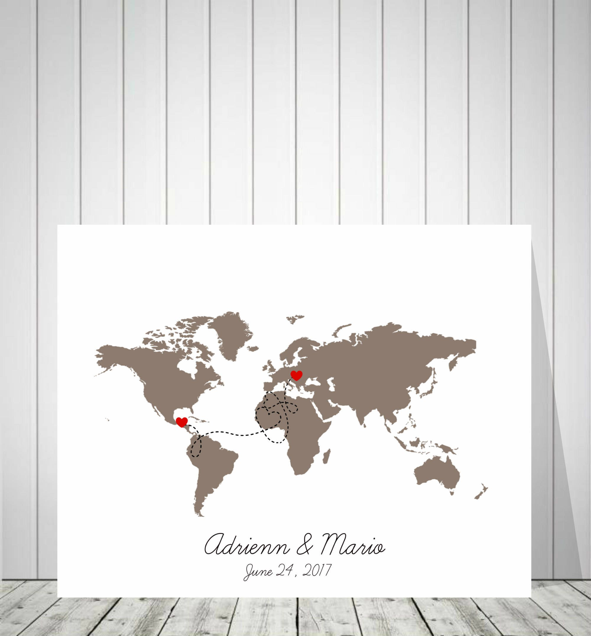 World map canvas alternative wedding guest book map guest book world map canvas alternative wedding guest book map guest book wedding world map signature guest book 1 year anniversary gift 51077 gumiabroncs Gallery
