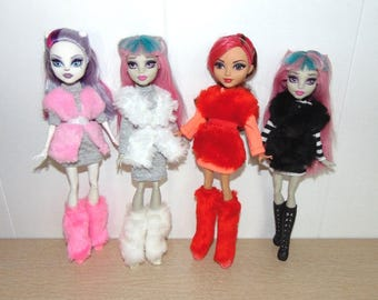Set of clothes, clothes for dolls, Monster High, Ever After High