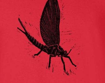Shad fly Unisex T-shirt