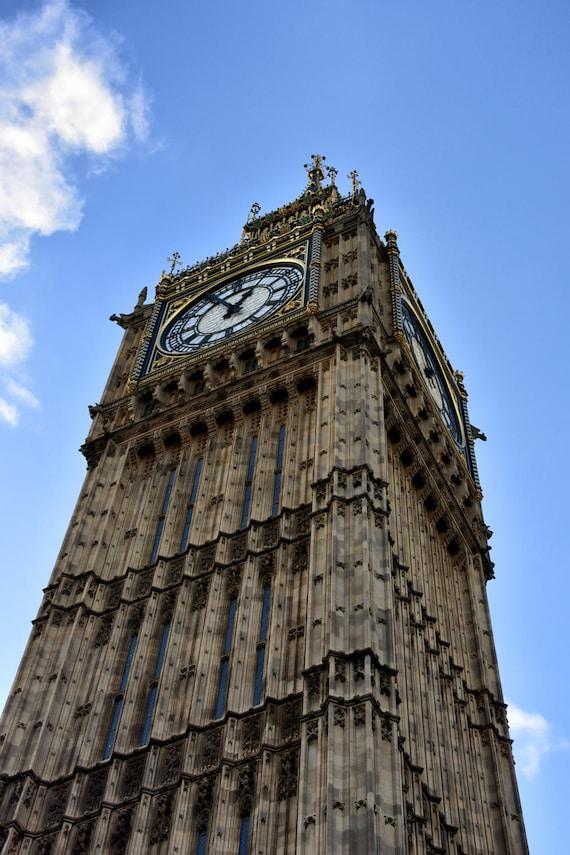 London Photography, City Photography, Big Ben Print,  Big Ben, Thames, London City, London Landscapes, Wall Art, Wall Print, London Art