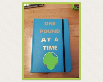 1 pound Combo  journal and button
