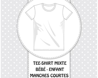 Pack 3 sizes 3/4/5 years - boss t-shirt mixed short sleeves