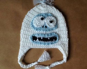 Bumble the Abominable Snowman Hat