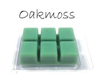 Oakmoss Scented Wax Melts Tarts
