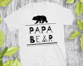 cadeau noel 2018 papa Papa ours fête des pères chemise cadeau père cadeau pour cadeau noel 2018 papa