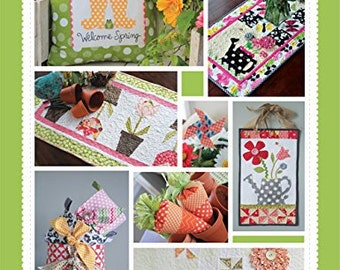 Kimberbell Spring Pattern Book KD702
