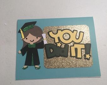 Girl Graduation Cards