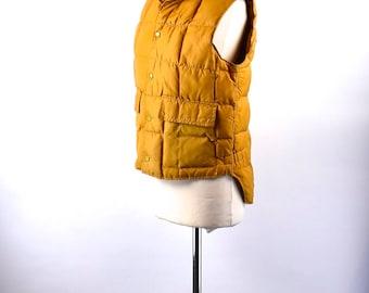 Men's Goose Down Insulated Vest, Men's Small