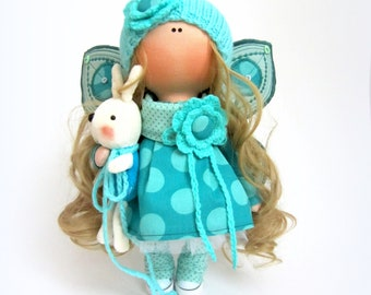 Doll butterfly in my dreams about summer
