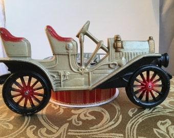 Cast Iron Wall Art 1910 Buick Car