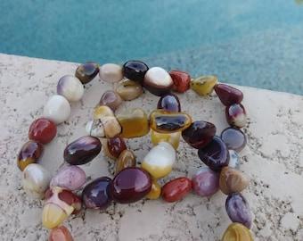 Reiki infused gemstone bracelets - choose your crystal!