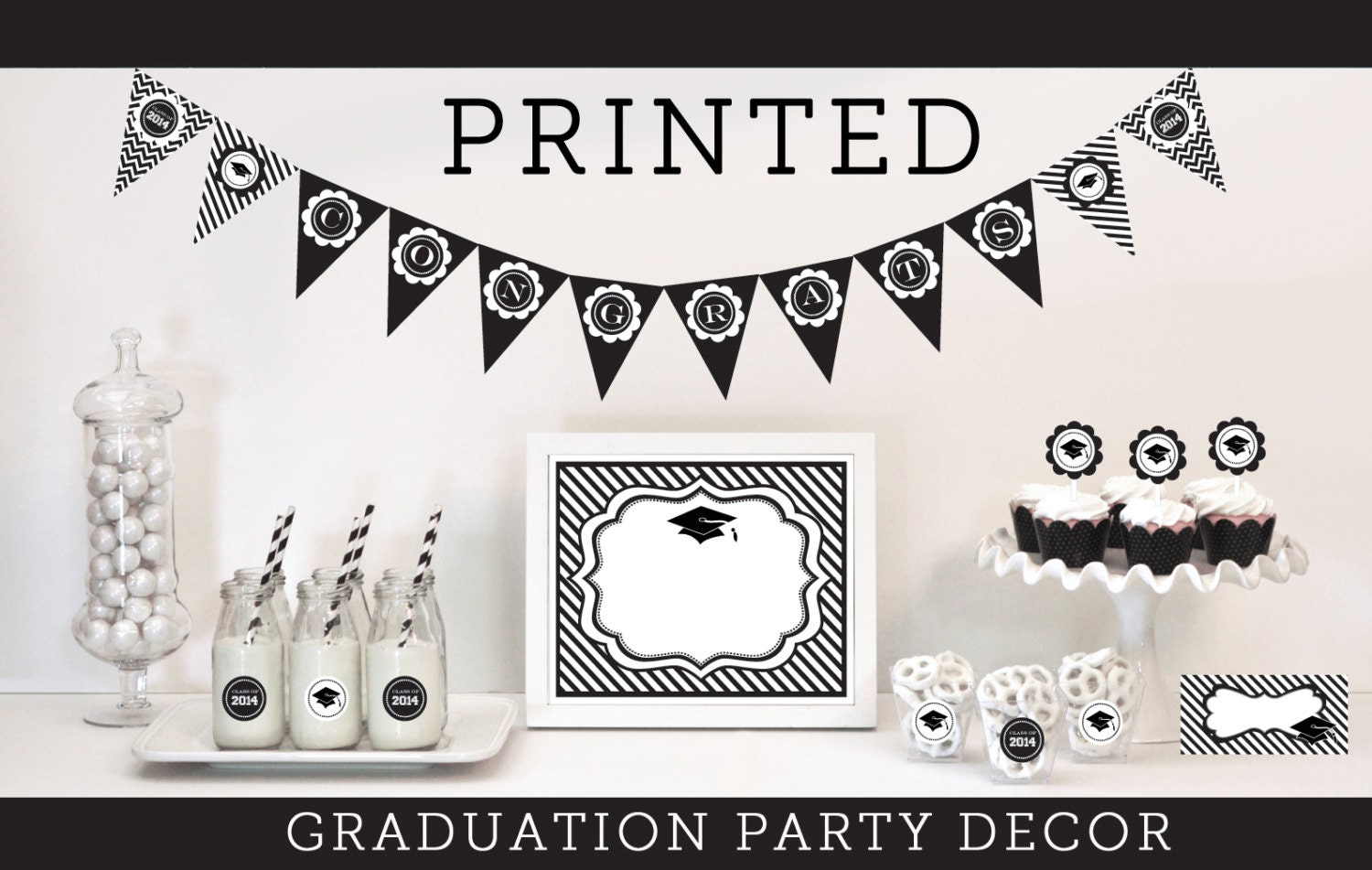 party images names catchmyparty sources grad parties ideas school decor graduation clever themed with and treats bar on best pinterest for the bars decoration candy