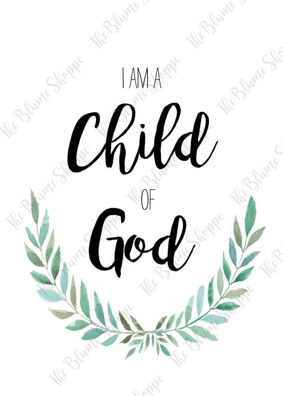 CHILD OF GOD | vine