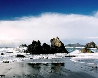 Luffenholtz Beach, Humboldt County, California