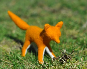 Little Fox//Gift from Tooth Fairy //Waldorf Toy