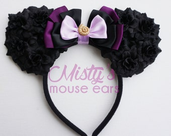 Inspired Ursula Little Mermaid Mouse Ears