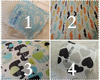 Dog Diaper, Plus ZORB, Waterproof PUL Belly Band, Stop Marking, WeeWrap,  Personalized