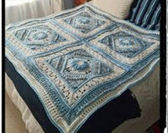 Handcrafted blankets, throws, afghans, lapghans