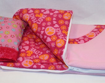 18 Inch Doll Clothing - Sleeping Bag