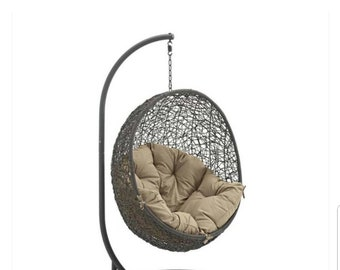 Weather and UV Resistant Outdoor Hanging Chair