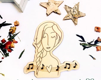 """Magnet """"with music in the Heart"""""""