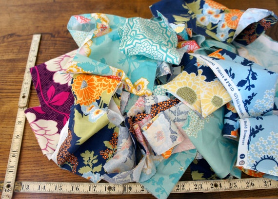 Grab Bag Oriental Scraps  16 oz
