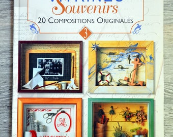 Book showcases memories - 20 compositions - volume 3
