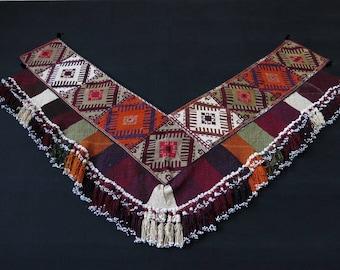 Afghan Lakai cross stitch sagusha embroidery