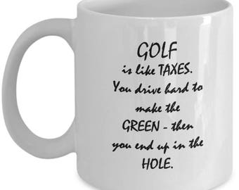 Golf and Golfers