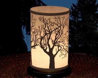 Candle Holder-Shoji Candle Lantern Tree-Winter lighting-indoor lighting-candles entertaining-Home & Living-alfresco dining-wedding-Halloween