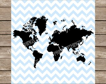 World map silhouette etsy studio world map svg map of world svg dxf png cut files silhouette studio cricut design space gumiabroncs Choice Image