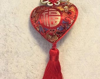 Chinese Heart Knot