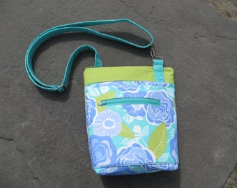 Instant Download - PDF Sewing Pattern - Cross Body Sling Bag