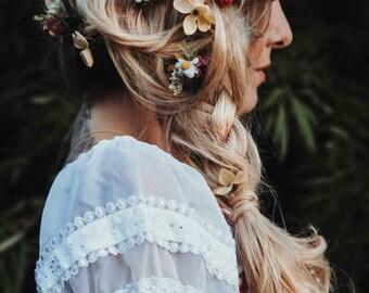 Hair blossom Dirndl hair jewellery