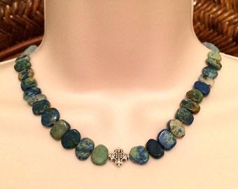 """NEW - 16"""" Azurite Necklaces"""