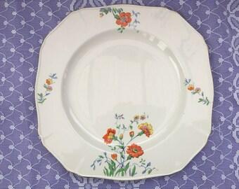"""Alfred Meakin 9 1/2"""" cake /  sandwich plate"""